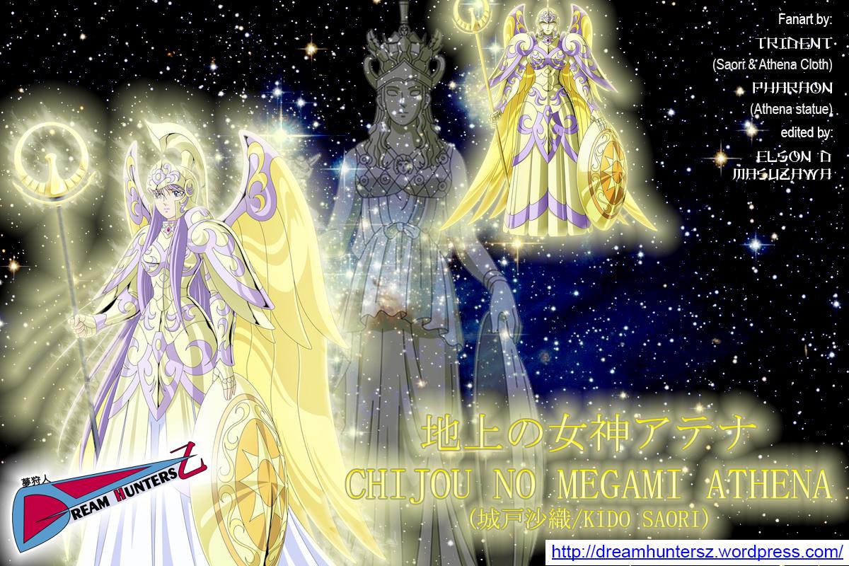 Chijou no Megami Athena - Kido Saori